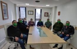Reunión del Sindicato de Empleados Municipales