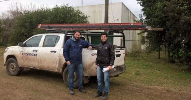 CLYFER es parte de un relevante proyecto de energías renovables en zonas rurales