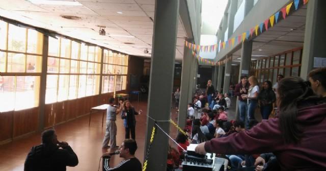 La Escuela Técnica celebró el Día del Estudiante