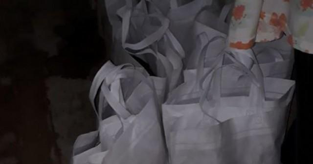 El Sindicato de Empleados Municipales sorteó 30 bolsas con mercadería