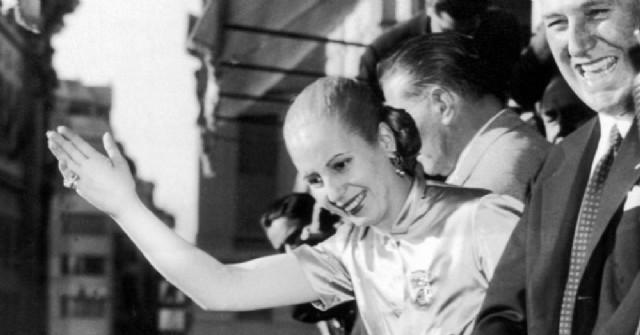 El Frente de Todos Rojas recuerda a Evita en el 101 aniversario de su nacimiento