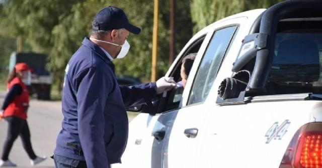 """""""Las medidas de Chacabuco serán tomadas en otros lugares"""", aseguró el intendente Aiola"""