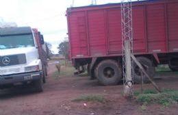 Camiones en los barrios: Una situación difícil de resolver