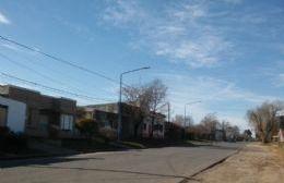 Imagen ilustrativa de la zona donde se ubica el domicilio en cuestión.