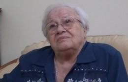 """Falleció María Sofía """"Mumi"""" Fernández, viuda de Manghi"""