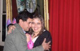 Negocios Familiares SA. La secretaria de Rossi, Silvina Ranieri y su hermano Nicolás