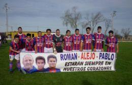 Primer elenco del Deportivo Unión, que no para de ganar.