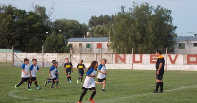 Se juega la tercera fecha en el torneo de NC Juventud