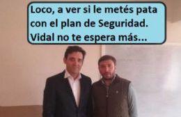 Todos le piden el plan de Seguridad a Núñez