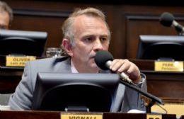 Vignali pide agilizar el jury a fiscales de Junín