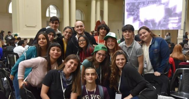 Parlamento Juvenil del Mercosur: Alumno rojense pasó a la instancia nacional
