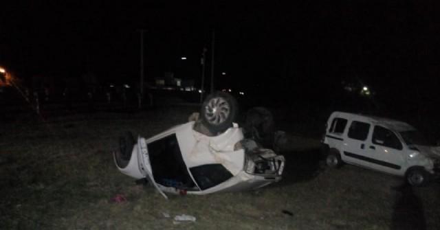 Dos compañeras resultaron heridas.