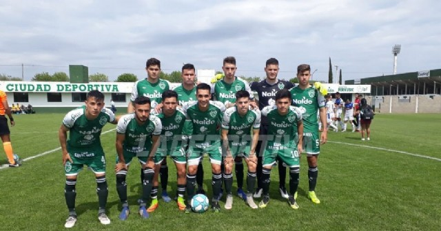 Argentino juega con la reserva de Sarmiento