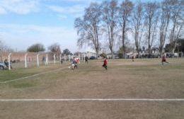 Hubo acción en el Parque General Alvear.