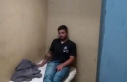 El femicida de Úrsula fue dado de alta y en las próximas horas será indagado en Junín