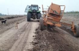 Información sobre mantenimiento de caminos rurales
