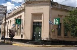 El Banco Provincia debió cerrar por desinfección