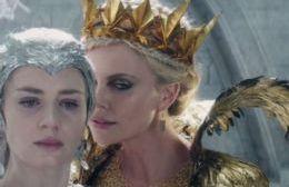 El cazador y la reina del hielo, en el Cine Francés