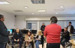 Capacitación del IPS sobre digitalización de jubilaciones de estatales