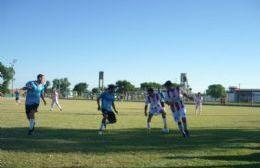 En cancha de NC Juventud, el local recibe a Argentino.