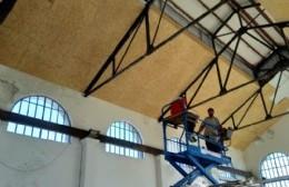 Mejoras en la vieja usina donde funcionará el Museo Histórico