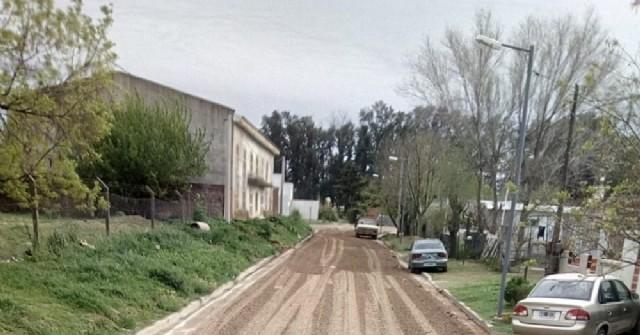 Servicios Urbanos intervino en calle Liniers de Barrio Santa Rita