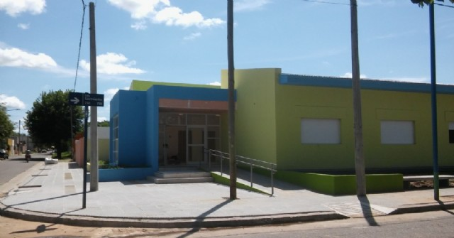 El lunes 7 de octubre se inaugura el edificio del Jardín Maternal N° 2