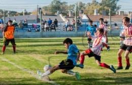 Comenzó el Torneo Clausura del fútbol juvenil