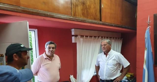 Javier Noguera es el nuevo delegado municipal en Rafael Obligado