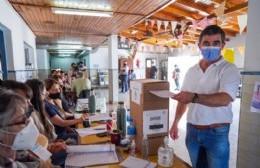 "Biorlegui: ""Es una linda jornada democrática"""
