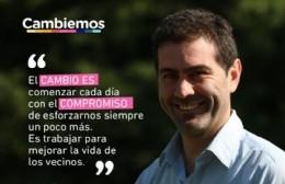 """Hernán Quintana: """"Estamos viviendo una fiesta"""""""