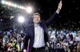 Sergio Massa, líder del Frente Renovador.
