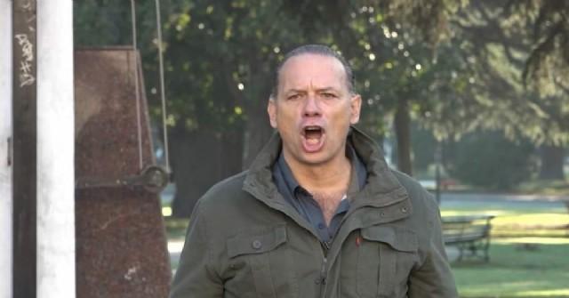 """Berni: """"Se debe volver a una cuarentena estricta de 15 días cuando llegue el frio"""""""