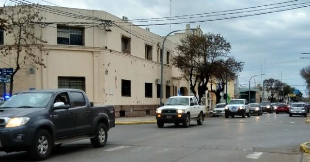 En Rojas hubo banderazo en defensa de las entidades privadas