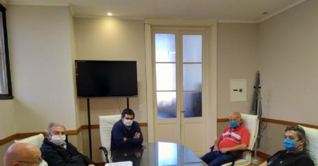 Comerciantes y trabajadores gastronómicos se reunieron con autoridades municipales