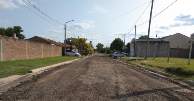 Servicios Urbanos trabajó en Progreso y Mudynda