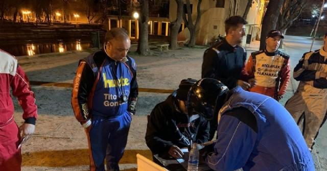 El navegante rojense Sebastián Urriza buscará consolidarse en la punta del campeonato