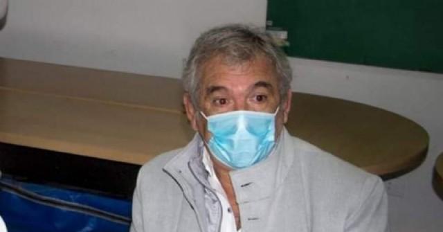El intendente Ricardo Casi.