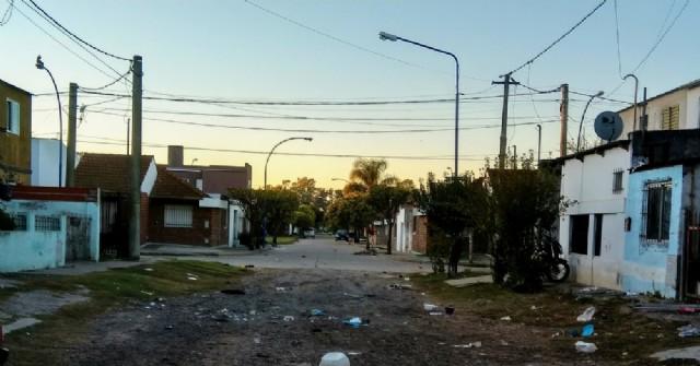 Disturbios en Barrio Nehuenche: Comunicado oficial del área municipal de Seguridad