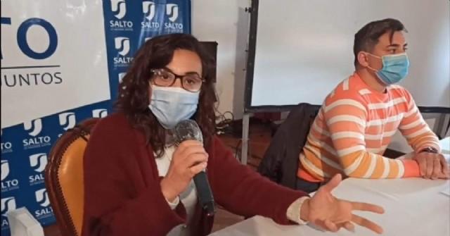 En Salto aíslan al secretario de Salud y a la directora del Hospital