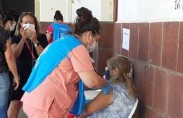 Comenzó en nuestra ciudad la segunda etapa del plan provincial de vacunación
