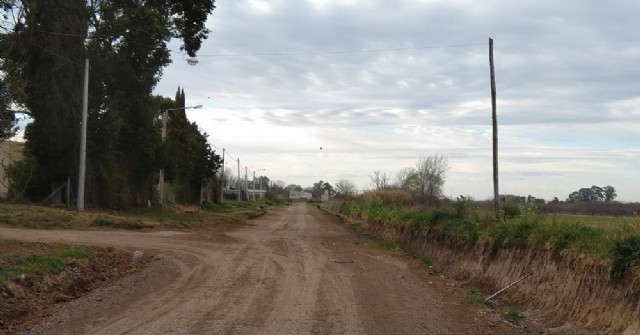 El Municipio arregló la esquina de calle Betbeze y Mitre