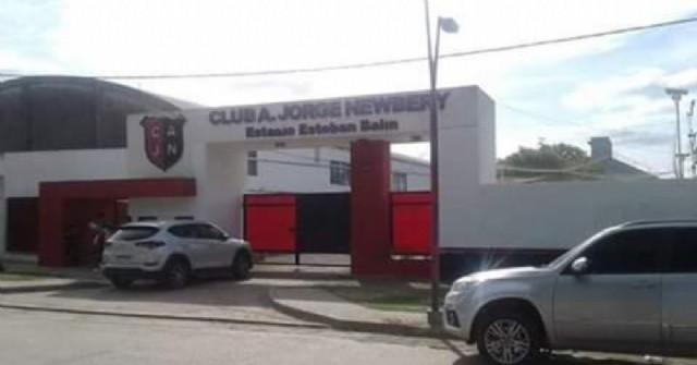 Jorge Newbery: Horarios de entrenamiento en inferiores y escuelitas