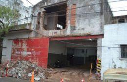 El Gobierno Municipal de Rojas apunta a constituír un Centro Integral de Seguridad en el viejo cuartel de los Bomberos Voluntarios