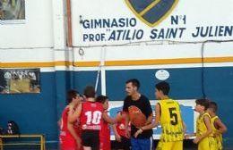 Un triunfo y tres derrotas para los chicos de Sportivo