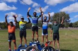Ciclismo Pista: podio para Nelson Mangiaterra