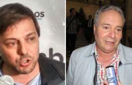 Daniel Arimay y Ricardo Alessandro.