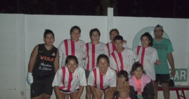 Fútbol femenino: El NC Juventud comienza con los entrenamientos