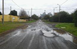 La última lluvia generó complicaciones.
