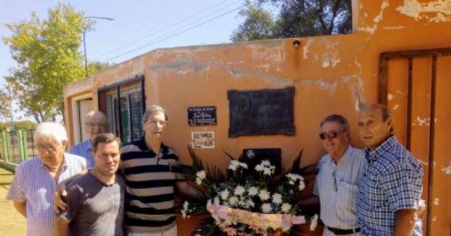 Recordaron en Rojas al corredor de autos Juan Gálvez